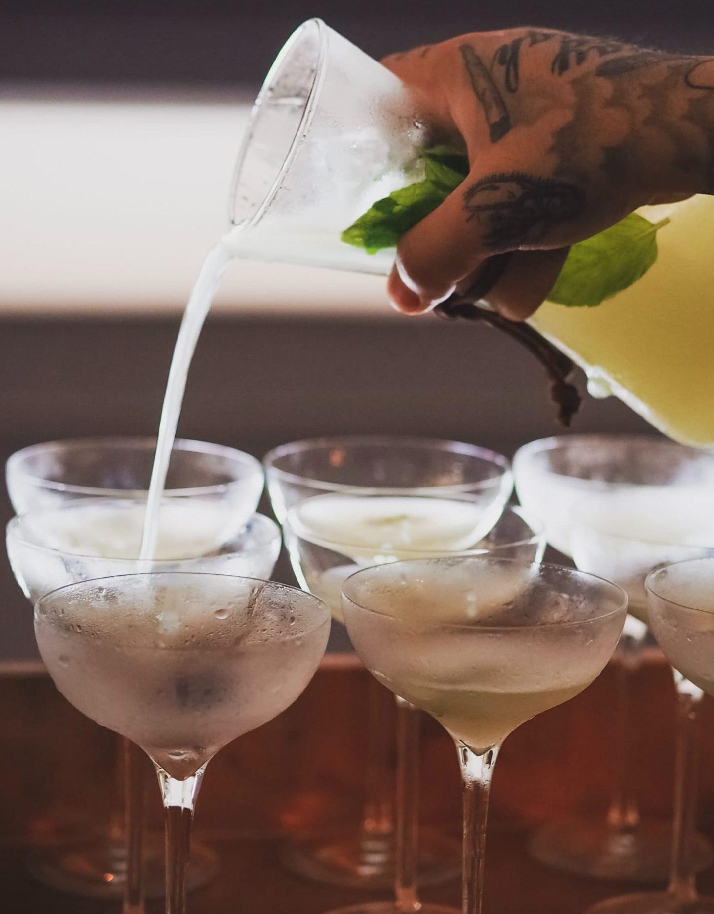 ginebra con limon