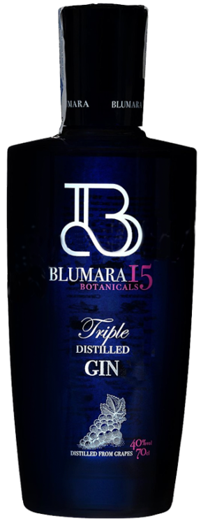 Blumara 15 Gin-Mercadona