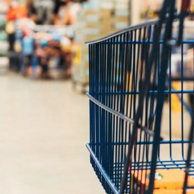 Ginebra supermercado