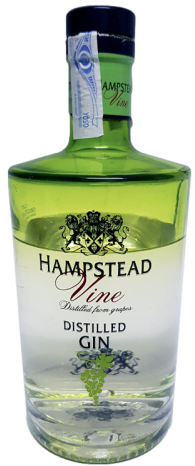 Hampstead Destilled Grape Gin-Lidl