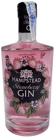Hampstead Strawberry Gin-Lidl