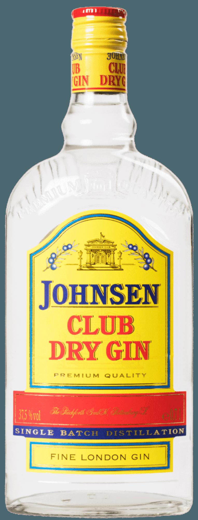 Johnsen Club Dry Gin-Aldi