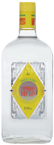 Kingerly & Sons Gin-Mercadona