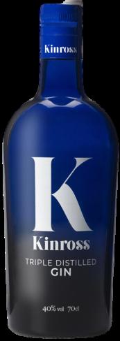 Kinross Triple Destilled Gin-Aldi
