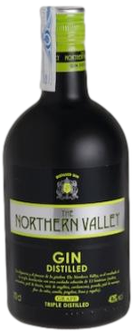 Northern Valley Grape Destilled Gin-Aldi
