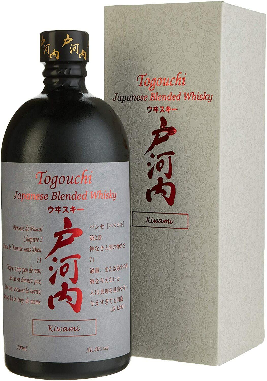 Togouchi blended whisky