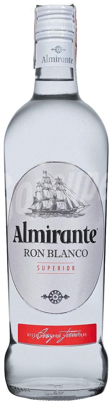 almirante ron blanco