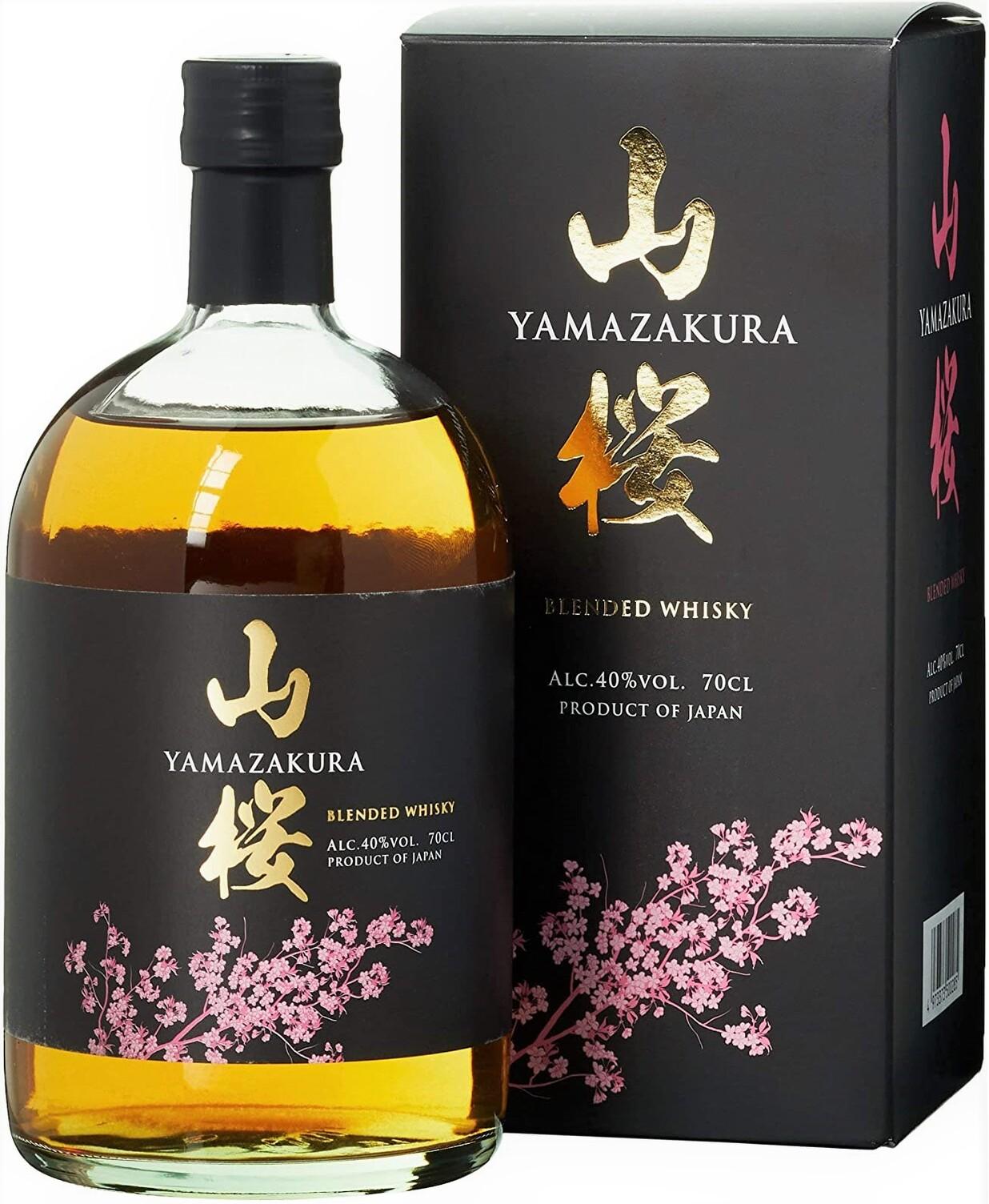 yamazakura whisky